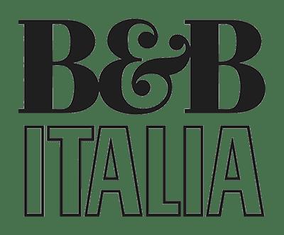 B b italia scalo milano for B b italia logo